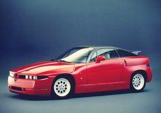 SZ 1989 Alfa Romeo