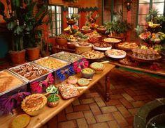 mexican buffet | Mexican buffet
