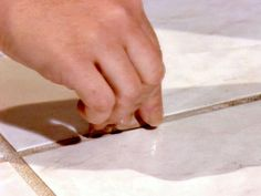 How to Clean Grout: Easy, Cheap, Eco-Friendly Cleaning Tricks for Floors --> http://www.hgtv.com/homekeeping/cleaning-tips-for-your-homes-exterior-and-yard/pictures/page-3.html?soc=pinterest