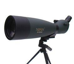 NIPON 25-125x92 Spotting Scope. Bird Watching, Nature & Astronomy.  Auction sale