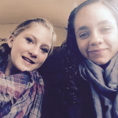 me and isabella on the bus for soulwinning visitation!