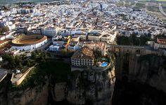 Parador de Ronda, Endülüs, İspanya