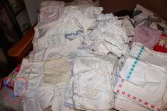 Päivin Oma Plogi (PoP) eli vähän sitäsuntätä: vauvan lakanat