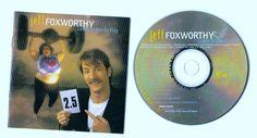 JEFF FOXWORTHY Games Rednecks Play CD Compact Disc Free S/H USA