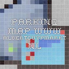 PARKING MAP www.albertcuypmarkt.nl