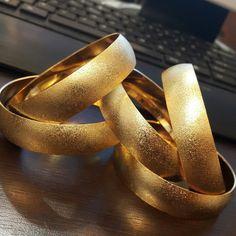 Altın kaplama mega bilezik