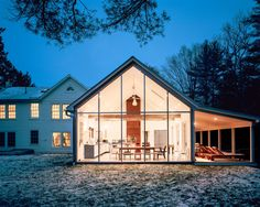 6 Gorgeous Contemporary Farmhouses http://www.architecturaldigest.com/story/6-gorgeous-contemporary-farmhouses