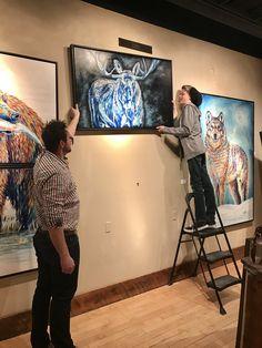 Park City Fine Art & Prospect Gallery • Park City, UT Park City, Wyoming, Galleries, Original Paintings, Art Gallery, Fine Art, The Originals, Art Museum, Visual Arts