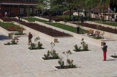 Recuperación del Parque Principal Águeda Gallardo / Arquitectura y Espacio Urbano