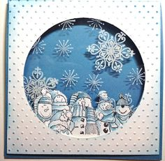 Ann Craig Independent demonstrator Stampin' Up! Samples of hand stamped cards and creative paper craft. Join Stampin Up. Christmas Card Crafts, Christmas Cards To Make, Christmas Snowman, Xmas Cards, Holiday Cards, Christmas Ideas, Greeting Cards, Scrapbooking, Scrapbook Cards