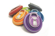 b8ee6d3909 Hydaway: A Collapsible, Reusable Water Bottle That Fits In Your Pocket New  Inventions,
