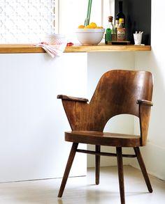that chair!