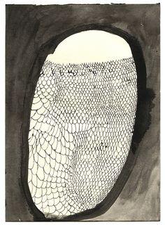 hernanpaganini:  03 on Flickr. Black Ink / 14,8 x 21,0 cm. / paper of 170g / Black Ink