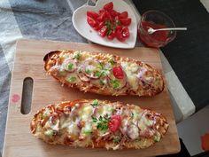 Magyaros Óriás recept lépés 3 foto Baked Potato, Potatoes, Baking, Ethnic Recipes, Food, Red Peppers, Potato, Bakken, Essen