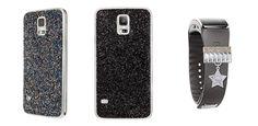 """Swarovski for Samsung"" collection includes designer Galaxy S5 cases"