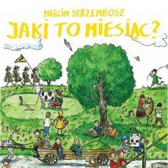 Książka obrazkowa przedstawiająca 12 miesięcy, w pełnych detali ilustracjach autorstwa Marcina Strzembosza. Świetna książka do rozmowy z dzieckiem na temat zmieniających