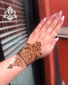 """Kali Torres on Instagram: """"Unfinished design ♥️ . . . As usual, using @hennatreasures1 elastic henna powder ♥️ Use code KALI to get 10% off at their store…"""" Henna Art, Powder, Coding, How To Get, Store, Tattoos, Instagram, Design, Armadillo"""