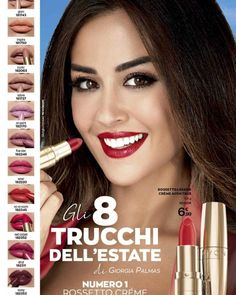 Make Up, Lipstick, Cosmetics, Shopping, Beauty, Video, Spain, Palmas, Pictures
