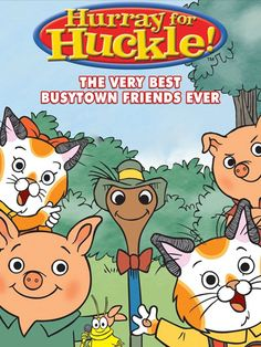 Watch Hurray For Huckle on Qwik Kids TV shows on Demand