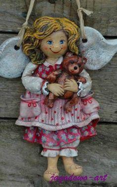 Куклы из соленого теста. Обсуждение на LiveInternet - Российский Сервис Онлайн-Дневников