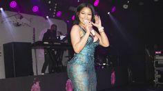 Nicki Minaj Played This Tiny Club in L.A. Last Night