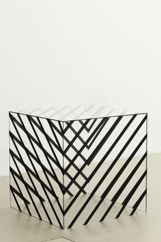 Judith Hopf - Cage Cube 1 - 2012