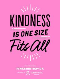 Kind of sad I didn't have a pink shirt to wear on pink shirt day :( But I made a post about anti bullying so I participated in some way :) Kindness is never not needed but bullying will always be not needed. So be kind and stop bullying! Bullying Activities, Bullying Lessons, Quotes About Bullying, Sign Quotes, Words Quotes, Me Quotes, Sayings, Anti Bully Quotes, Bullying Posters
