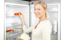 Is your RV's fridge at its max? Try out these hacks for storing refrigerator contents and you'll be surprised to find just how much these fridges can hold! Office Refrigerator, Refrigerator Cabinet, Best Refrigerator, Side By Side Refrigerator, Plastic Containers With Lids, Glass Containers, Ice Bag, Jam And Jelly, Home Hacks