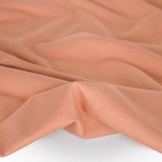 Cotton Modal Jersey Knit - Dusty Peach   Blackbird Fabrics Sewing Machine Projects, Blackbird, Lounge Wear, Peach, Turtle Neck, Fabrics, Knitting, Jersey Knits, How To Wear