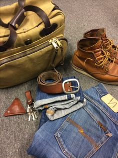 Us Army Jacket, Fashion Boots, Men's Fashion, Vintage Men, Vintage Fashion, Paul Weller, Red Wing Boots, Men Stuff, Nudie Jeans