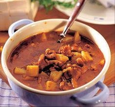 Guláš z hub kuřátek Thai Red Curry, Foodies, Ethnic Recipes