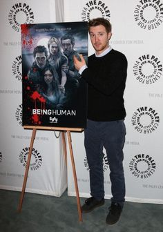 Being Human SyFy - Sam Huntington. He is our favorite character. Being Human Syfy, Sam Huntington, Beatiful People, Silly Things, Favorite Tv Shows, Fangirl, Sci Fi, Angels, Rocks