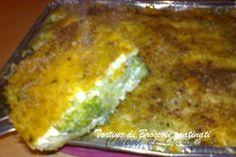 Tortino di broccoli gratinati http://blog.giallozafferano.it/chiodidigarofano/tortino-di-broccoli-gratinati