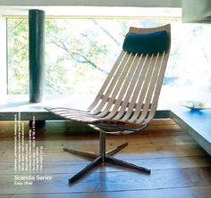 【楽天市場】フィヨルドフィエスタ スキャンディア イージーチェア / fjordfiesta Scandia Senior Easy Chair / ハンス・ブラットルゥ デザイン ノルウェー 北欧 復刻 再生産 椅子 回転式(360度) /【代引不可 送料無料】:monoHAUS by keyplace/モノハウス