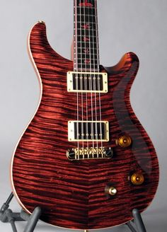 2008 Paul Reed Smith PRS Private Stock McCarty - Red Birds