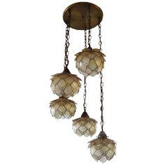 A great capiz shell pendant light shell pendant pendant lighting capiz shell chandelier aloadofball Gallery