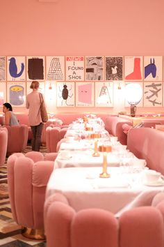 5x De beste Instagram hotspots in Londen Pink Restaurant, Marble City, Pink Instagram, London Photos, Weird Pictures, Cool Bars, London City, Summer Travel, Europe
