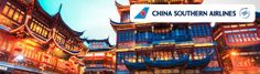 China is one of those destinations you just have to see. Flying China Southern is one of the easiest ways of getting there, with daily direc...