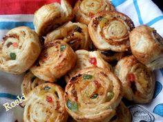 roski-cocina y algo mas-yus: Caracolas Doughnuts, Scones, Muffins, Pie, Ice Cream, Cookies, Chocolate, Ethnic Recipes, Sweet