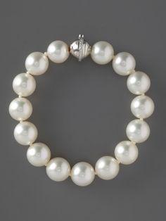 White South Sea Pearl Bracelet by Tara Pearls