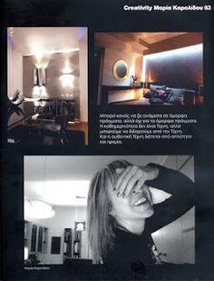 MARIA KAROLIDOU Interior Design Civil Engineering Press