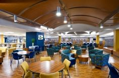 Spartanburg High is featured in this AL article--rethinking library layouts.