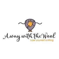 Designs   Create a clean and comfortable logo for knitting supplies shop 'Away with the Wool'   Logo design contest