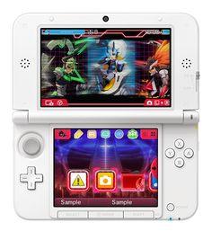 Azure Striker Gunvolt - New Nintendo 3DS theme and demo information