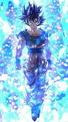 Goku ultra instinct By: Mattari_illust Wallpaper Do Goku, Dragon Ball Z Iphone Wallpaper, Wallpaper Animes, Animes Wallpapers, Hd Wallpaper, Dragonball Z Wallpaper, Dragon Ball Gt, Dragon Ball Image, Bild Tattoos