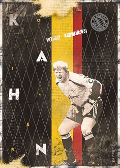 The Gods Of Football (Part II) by Marija Marković, via Behance