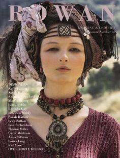 """Photo from album """"Rowan 39 on Yandex. Rowan Knitting, Rowan Yarn, Addi Knitting Needles, Knitting Books, Crochet Books, Hand Knitting, Knit Crochet, Knitting Magazine, Crochet Magazine"""
