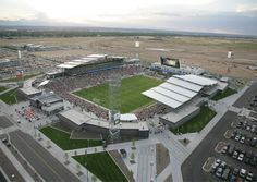 Dicks Sporting Good's Park Home Of The Colorado Rapids 2007- Present
