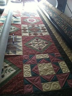 by Jessica's Quilting Studio, via Flickr