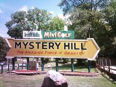 Mystery Hill  Irish Hills Michigan  BarGal, via Flickr